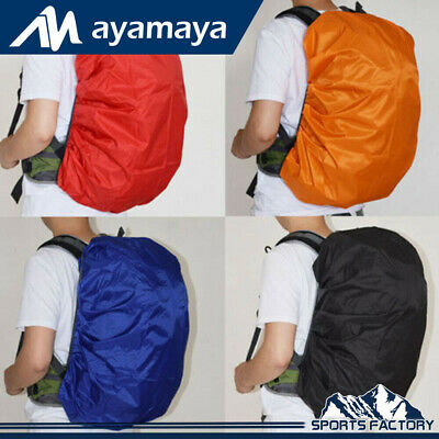 Adjustable Waterproof Bag Rain Cover Backpack Rucksack Dust Snow Proof Protector