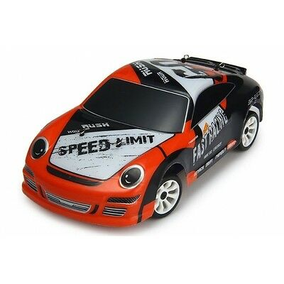 Coche Rc Touring 1/24 Rtr 4Wd. Wltoys A252
