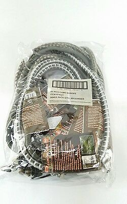 """8pc Camo BUNGEE CORDS 60"""" Straps Stretch Tie Downs Rope Heavy Duty Rubber Nylon"""