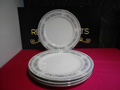 4 x British Home Stores BHS Hadleigh Dinner Plates 10.25""