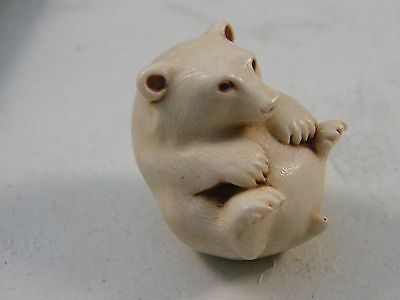 Adam Binder Editions ENGLAND MADE BEAR FIGURE
