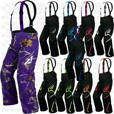 FXR Child Helix Snowmobile Pants