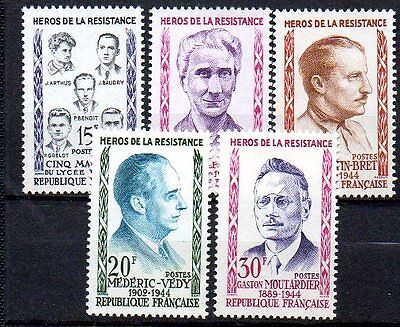 Francia Serie Complete Nuove     Lot 01042