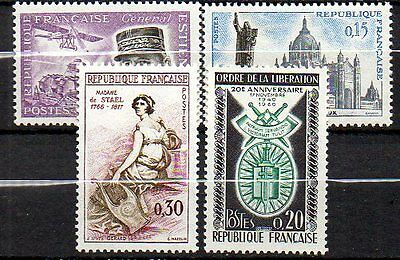 Francia Serie Complete Nuove     Lot 00886