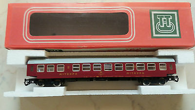 Rare Piko Model Trains Berliner Bahnen Tt Gauge Scale 1:120  Dr Mitropa Carriage