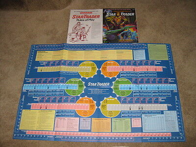 Ares Star Trader 12 with Rule Book and Game Board