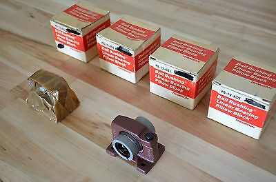 "*NEW* Thomson PB-12-ADJ Linear Pillow Block Bearings .75"" dia. Bore -THK CNC DIY"
