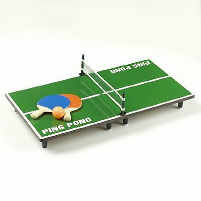 Children Mini Table Tennis, For Indoor use,Table Top Ping Pong Set, Kids (B4U)