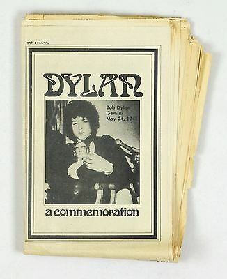 Bob Dylan Magazine A Commemoration Edited by Stephen Pickering 1971 Apr May