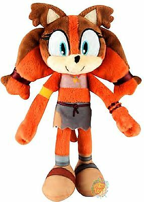 "Sonic Boom Small 7"" Plush Toy - Sticks"