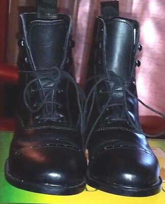 Middleburg Original Lace Paddock Boot Black Size 6.5 Worn Once Very Nice!