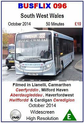 Busflix 096 South West Wales October 2014