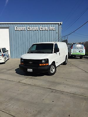 Carpet Cleaning Van - 2004 Chevy Express / Hydramaster CDS