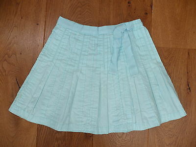 Monsoon Skirt Turquoise Blue Green 6 - 8 Years