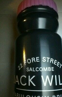 NEW Blue and Pink Jack Wills Water Bottle