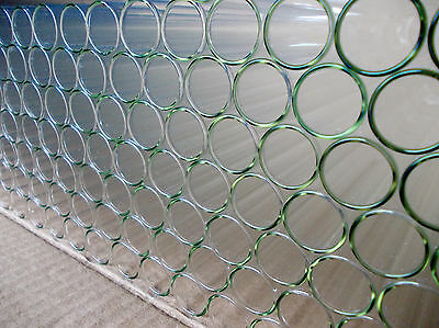 Pack Of 5 Glass Test Tubes 38 Ml, Round Bottom 18 X 200  Mm