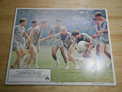 A Seperate Peace Movie Lobby Card