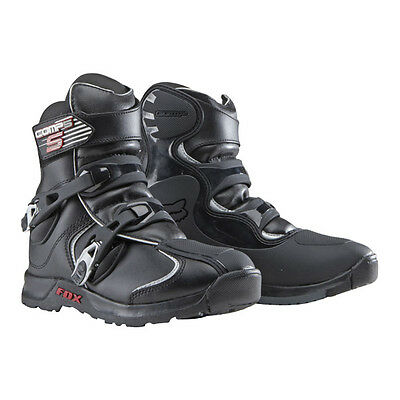 Fox Comp 5 S Shorty Boot Size 9