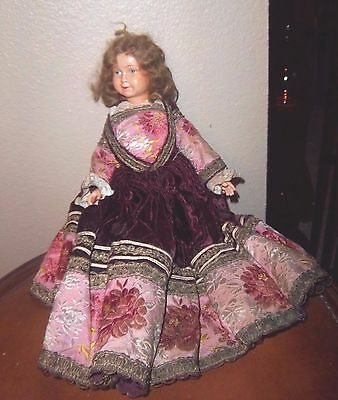 French Celluloid Doll Eagle Mark 1949