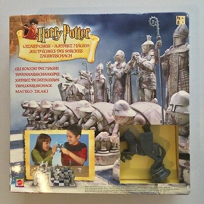 Mattel Harry Potter Wizards Chess Game 43533