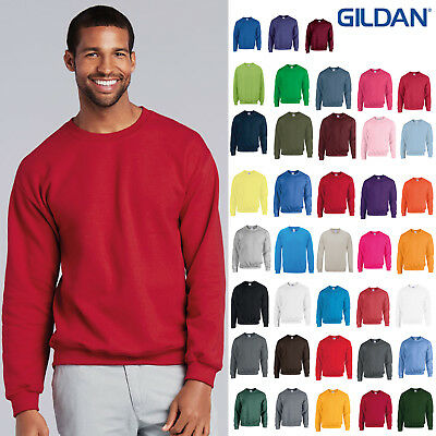 Gildan Heavy Blend Adult Crew Neck Sweatshirt 18000