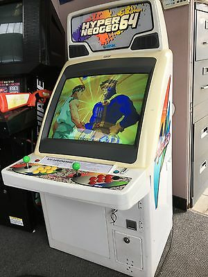 Super Neo Candy Arcade cabinet with 1360 games system installed