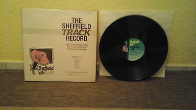 the sheffield track record