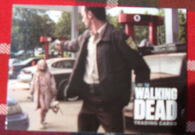 Walking Dead season 1 P4 card dvd exclusive