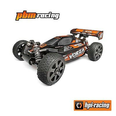 HPI Racing Vorza Flux RTR  2.4Ghz 1/8 RC Electric 4wd Rallycross Buggy 101850