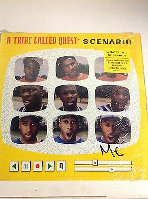 a tribe called quest scenario vinyl