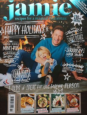 Jamie Oliver Magazine Issue 64 December 2015 Cooking Food Recipes