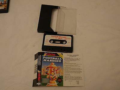 Sunday Flood Of Quality ZX Spectrum Software:- Addictive Football Manager
