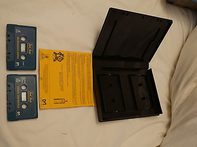 Sunday Flood Of Quality ZX Spectrum Software:- Domark Trivial Pursuit + Inst.