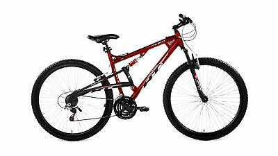 """Kent Allot Dual Suspensions 26"""" Men's Mountain Bike - Durable and High Quality"""