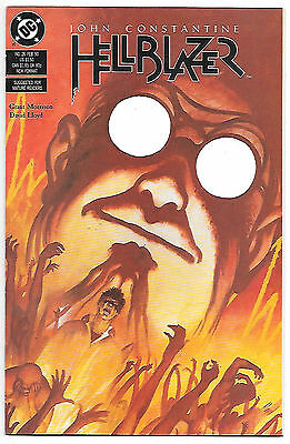 Hellblazer #26 (DC 1990, vf-nm 9.0) by Grant Morrison and David Lloyd