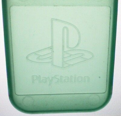 Original Sony Playstation 1 Memory Card + case 1MB PS1 PSX PSOne PS2 SCPH-1020