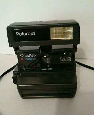 Polaroid One Step Close Up Instant Vintage Camera 600
