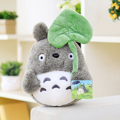 Japanese Animation 20cm My Neighbor Totoro Soft Plush Kids Doll Gift Toy ~ Cute