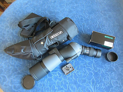Opticron IS60 Field Telescope with zoom lens and case
