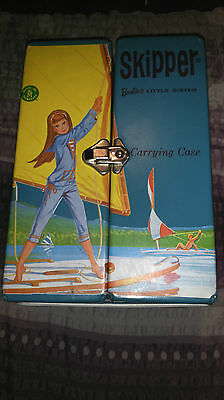 Barbie - Skipper Sailing Carrying Case - Koffer - MATTEL - 1964 - Vintage