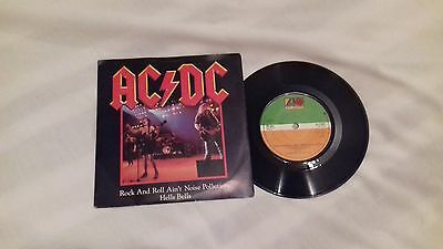 "AC/DC 7"" - Rock and Roll Ain't Noise Pollution - Atlantic records - 1980"