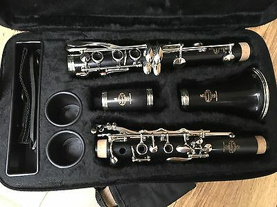 SUPERB 1962 BUFFET R13 Bb CLARINET FULLY OVERHAULED