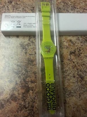 The Good Dinosaur Green Watch - Official & NEW (VERY RARE)