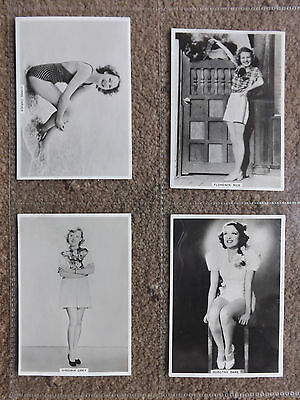 MODERN BEAUTIES(5th Series)  -  B.A.T.  -  Complete Set of 36 - 1938  - VG+/ EX