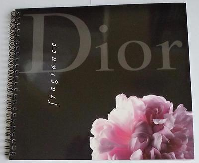 EXTREMELY RARE ~ Christian Dior FRAGRANCE 2013 ~ Training Manual ~MINT CONDITION
