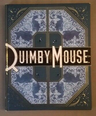 Quimby The Mouse RARE HARDBACK, by Chris Ware