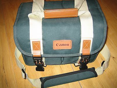 Canon camera camcorder bag 100% genuine Canon from UK Top quality