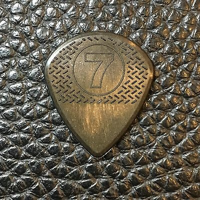 Guitar Pick - Slipknot - Mick Thomson - Real Tour Guitar Pick