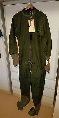 us aircrew survival   submersion  suit cwu-21a/p sf  anti exposure  usaf