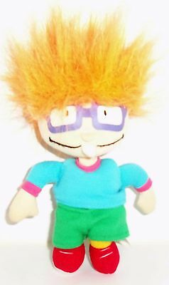 Rugrats Chuckie Toy Doll Plush  Applause
